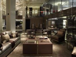 One Hyde Park apartment