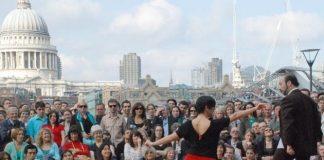 Tango in London