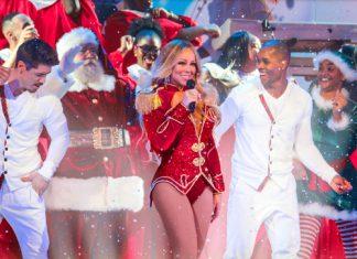 Mariah Carey London
